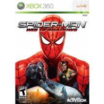 Spider-Man Web Of Shadows Xbox 360 (használt)