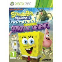 SpongeBob SquarePants: Plankton´s Robotic Revenge Xbox 360 (használt)