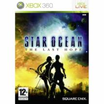 Star Ocean The Last Hope Xbox 360 (használt)