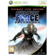Star Wars The Force Unleashed Ultimate Sith Edition Xbox 360 (használt)