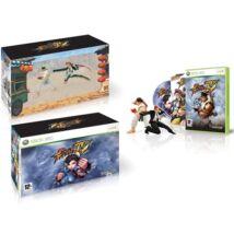 Street Fighter IV CE + Figurines Xbox 360 (használt)