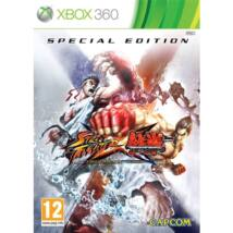 Street Fighter X Tekken SE Xbox 360 (használt)