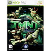 TMNT Teenage Mutant Ninja Turtles Xbox 360 (használt)