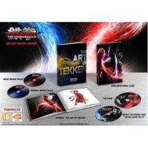 Tekken Tag Tournament 2 CE 4Disc + Book Xbox 360 (használt)