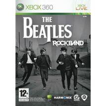 The Beatles Rock Band Xbox 360 (használt)