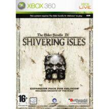 The Elder Scrolls IV Shivering Isles Xbox 360 (használt)