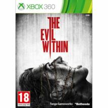 The Evil Within Xbox 360 (használt)