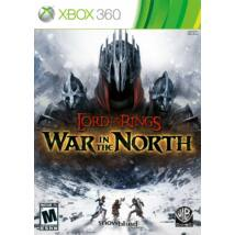 The Lord of The Rings War in The North Xbox 360 (használt)