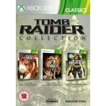 The Tomb Raider Trilogy Xbox 360 (használt)