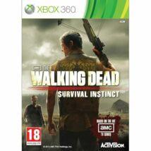 The Walking Dead Survival Instinct Xbox 360 (használt)