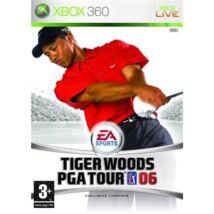 Tiger Woods 2006 Xbox 360 (használt)