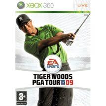 Tiger Woods PGA Tour 09 Xbox 360 (használt)