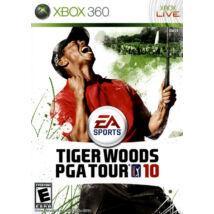 Tiger Woods PGA Tour 10 Xbox 360 (használt)