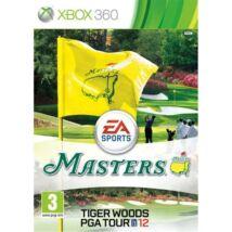 Tiger Woods PGA Tour 12 Xbox 360 (használt)