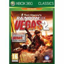 Tom Clancy's Rainbow Six Vegas 2 Xbox 360 (használt)