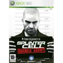 Tom Clancy's Splinter Cell Double Agent Xbox One Kompatibilis Xbox 360 (használt)