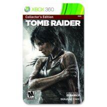 Tomb Raider 2013 Collectors Edition Xbox 360 (használt)