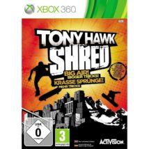 Tony Hawk Shred Xbox 360 (használt)
