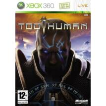 Too Human Xbox One Kompatibilis Xbox 360 (használt)