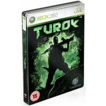 Turok fémdobozos Xbox 360 (használt)