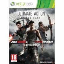 Ultimate Action Triple Pack Xbox 360 (használt)