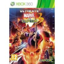 Ultimate Marvel vs. Capcom 3 Xbox 360 (használt)