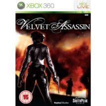 Velvet Assassin Xbox 360 (használt)