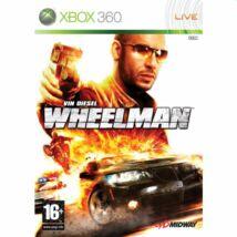 Vin Diesel Wheelman Xbox 360 (használt)