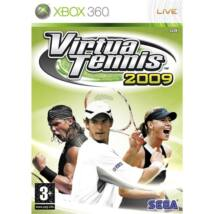 Virtua Tennis 2009 Xbox 360 (használt)