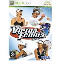 Virtua Tennis 3 Xbox 360 (használt)