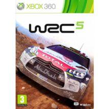 WRC 5 : World Rally Championship 5 Xbox 360 (használt)