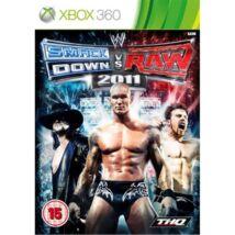 WWE SmackDown Vs Raw 2011 HE Xbox 360 (használt)