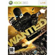 Wanted : Weapons of Fate Xbox 360 (használt)