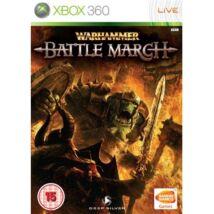 Warhammer - Battle March Xbox 360 (használt)