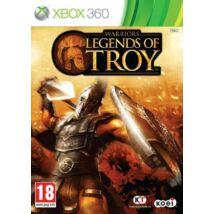 Warriors Legends of Troy Xbox 360 (használt)