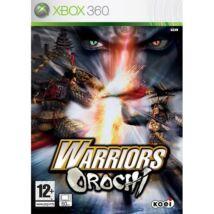 Warriors Orochi Xbox 360 (használt)