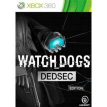 Watch Dogs DEDSEC Edition Xbox 360 (használt)