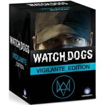 Watch Dogs Vigilante Edition With Cap&Mask Xbox 360 (használt)