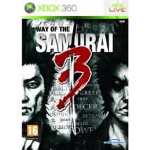 Way Of The Samurai 3 Xbox 360 (használt)
