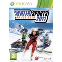 Winter Sports 2011 Xbox 360 (használt)