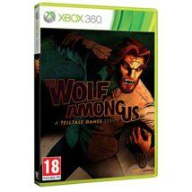 The Wolf Among Us Xbox 360 (használt)