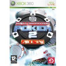 World Championship Poker 2 Xbox 360 (használt)