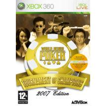 World Series Of Poker 2007 Xbox 360 (használt)