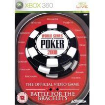 World Series Of Poker 2008 Xbox 360 (használt)