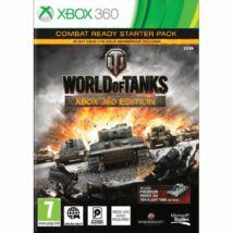 World of Tanks Xbox 360 (használt)