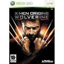 X-Men Origins Wolverine Uncaged Edition Xbox 360 (használt)