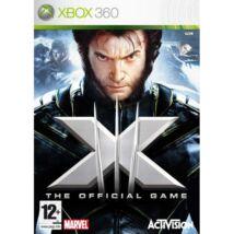 X-Men The Official Game Xbox 360 (használt)