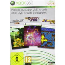 XBLA Compilation Lumines Live etc Xbox 360 (használt)