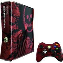 Xbox 360 Slim 500 Gb GoW 3 Limited Edition (használt, 3 hó garanciával)