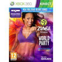 Zumba Fitness World Party Xbox 360 (használt)